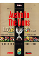 Australia v British and Irish Lions 2001 rugby  Programme