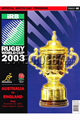 Rugby World Cup 2003  memorabilia