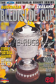 Australia v New Zealand 1995 rugby  Programme