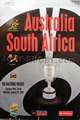 Australia v South Africa 2001 rugby  Programme