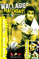 Australia v South Africa 2009 rugby  Programmes
