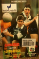 Barbarians v South Africa 1994 rugby  Programme