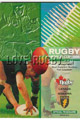 Canada v Romania 1995 rugby  Programme
