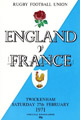 England - France rugby  Statistics