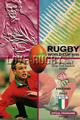 England v Italy 1995 rugby  Programmes