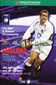 England v Italy 2003 rugby  Programmes