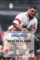 England v New Zealand 1997 rugby  Programmes