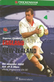England v New Zealand 2002 rugby  Programmes