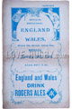 England v Wales 1908 rugby  Programmes