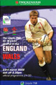 England v Wales 2002 rugby  Programmes