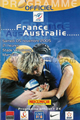 France - Australia rugby  Statistics