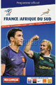 France v South Africa 2009 rugby  Programmes