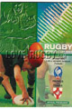 France v Tonga 1995 rugby  Programme