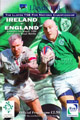 Ireland v England 1999 rugby  Programme