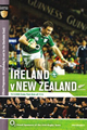 Ireland v New Zealand 2008 rugby  Programmes