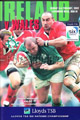 Ireland v Wales 2002 rugby  Programmes