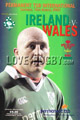 Ireland v Wales 2003 rugby  Programmes
