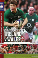 Ireland v Wales 2010 rugby  Programmes