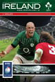 Ireland v Wales 2012 rugby  Programme
