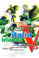Italy v Ireland 1995 rugby  Programme