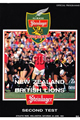 New Zealand v British Lions 1993 rugby  Programmes