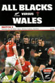 New Zealand v Wales 2010 rugby  Programmes