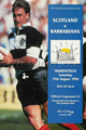Scotland v Barbarians 1996 rugby  Programmes