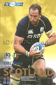 Scotland v Italy 2011 rugby  Programme