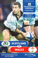 Scotland v Wales 1997 rugby  Programmes