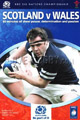 Scotland v Wales 2005 rugby  Programme