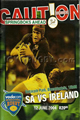 South Africa v Ireland 2004 rugby  Programme