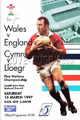 Wales v England 1997 rugby  Programmes
