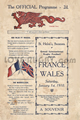 Wales - France 1910