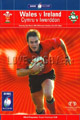 Wales v Ireland 2003 rugby  Programmes
