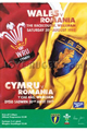 Wales v Romania 1997 rugby  Programmes