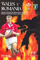 Wales v Romania 2001 rugby  Programme