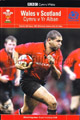 Wales v Scotland 2003 rugby  Programmes