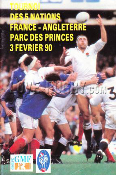France rugby memorabilia
