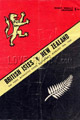 British & Irish Lions Australia -New Zealand Tour 1959